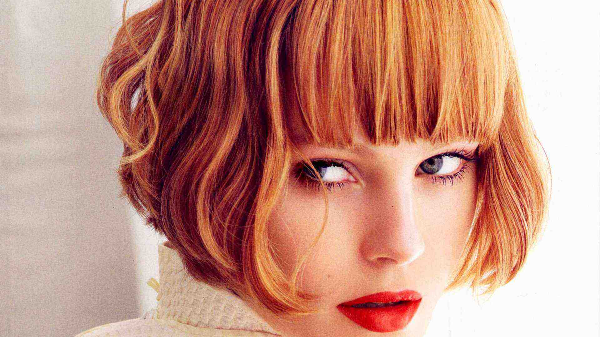 What are modern trends for short bob haircuts for thick hair